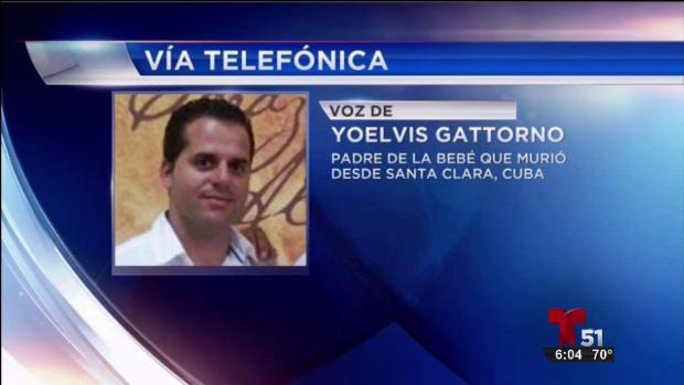 [TLMD - MIA] Padre en Cuba pide custodia de hija nacida en Miami