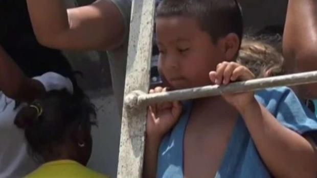Polémica por menores detenidos