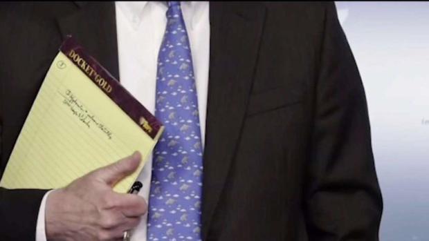 [TLMD - MIA] Polémica por nota de John Bolton en la casa Blanca