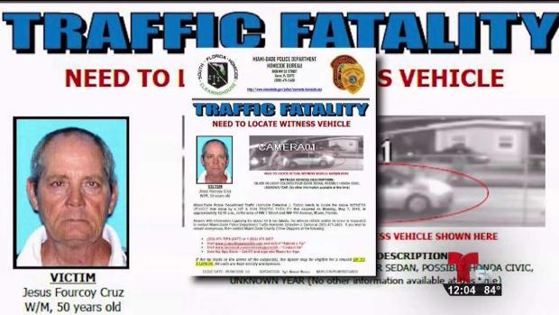 [TLMD - MIA] Policía busca a sospechoso de atropellar mortalmente a ciclista