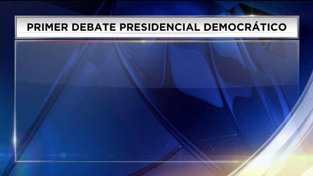 [TLMD - LV] Primer debate presidencial demócrata en Miami