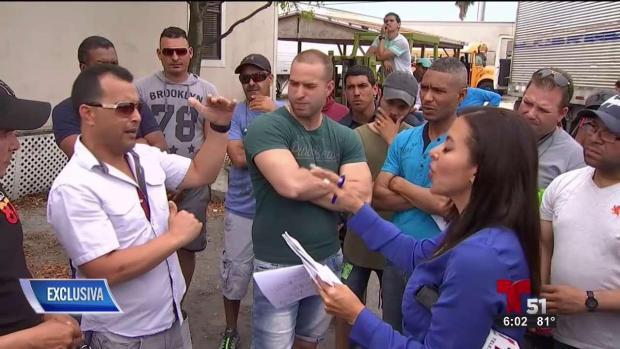 [TLMD - MIA] Protesta de camioneros en Miami