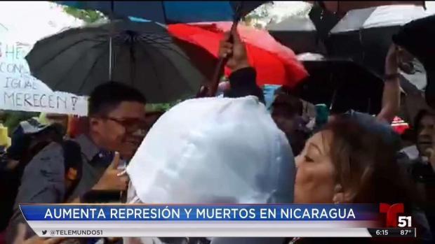 [TLMD - MIA] Protestas en NIcaragua dejan americanos muertos