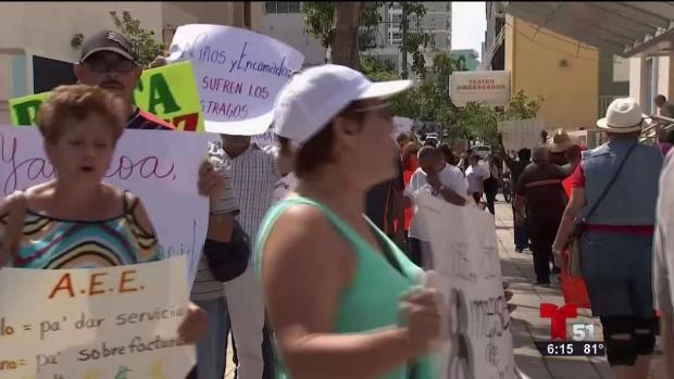 [TLMD - MIA] Protestas en Puerto Rico
