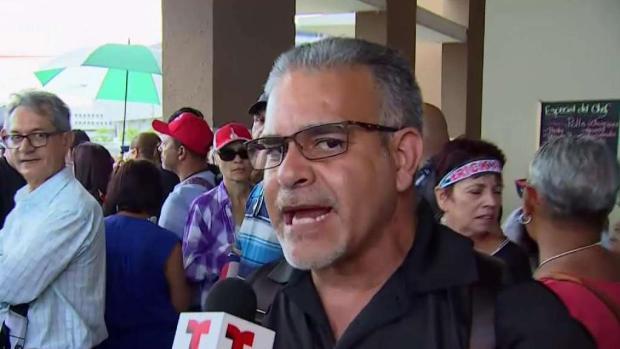 [TLMD - MIA] Puerto Rico sigue en protestas masivas