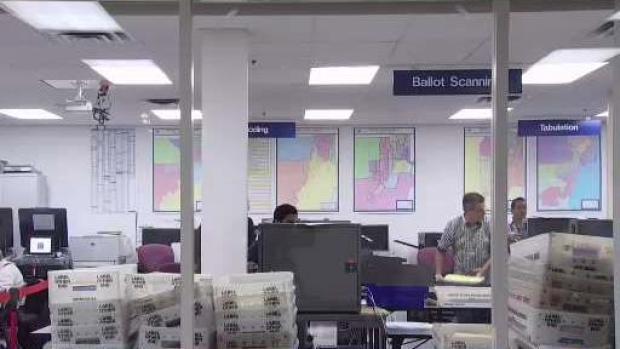 [TLMD - MIA] Recuento de votos en Miami Dade