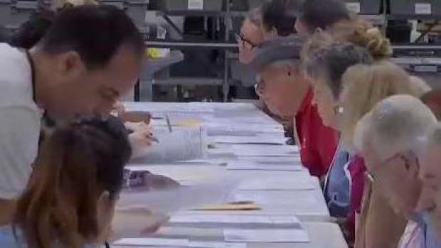 [TLMD - MIA] Recuento de votos en Palm Beach