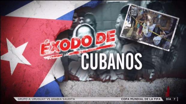 [TLMD - MIA] Reforma d Ley de Nietos beneficiaria a cubanos