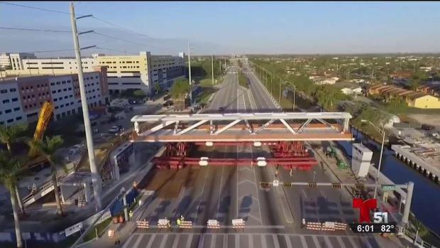 [TLMD - MIA] Reporte de Junta del Transporte sobre caída del puente de FIU