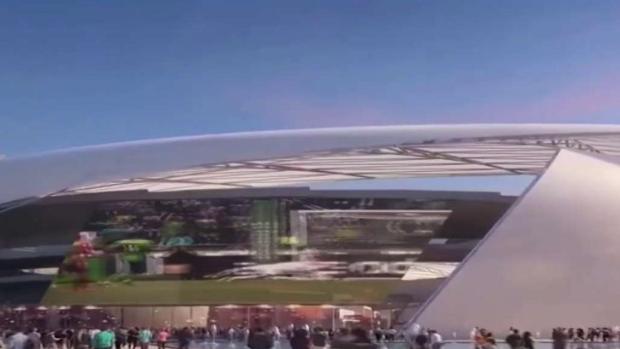 [TLMD - MIA] Revelan imágenes del complejo deportivo de Beckham