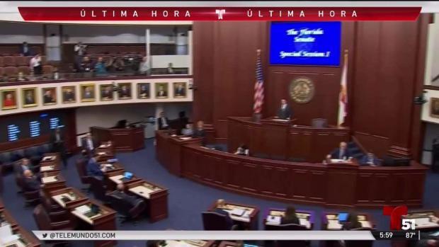 [TLMD - MIA] Senado vota para destituir a Scott Israel