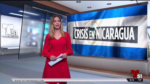 [TLMD - MIA] Sigue represión en Nicaragua