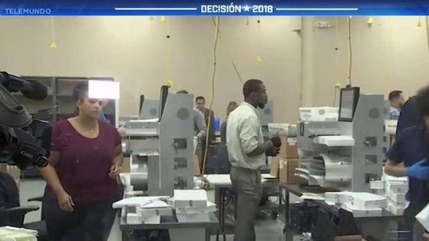 [TLMD - MIA] Siguen contando votos en Broward