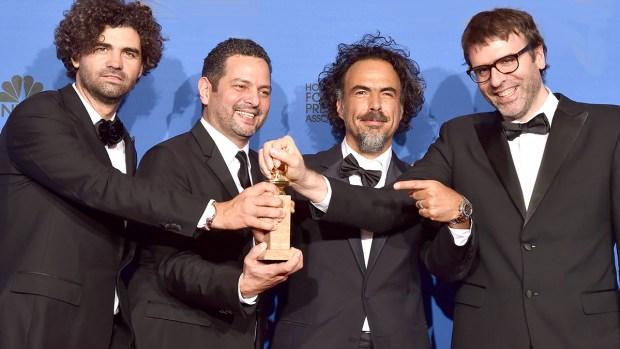Fotos: latinos en los premios Oscar 2015