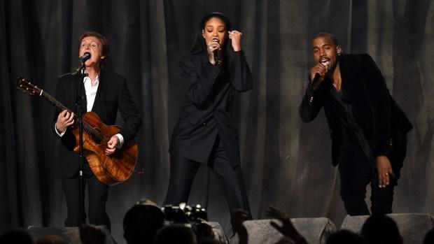 Los mejores momentos del Grammy