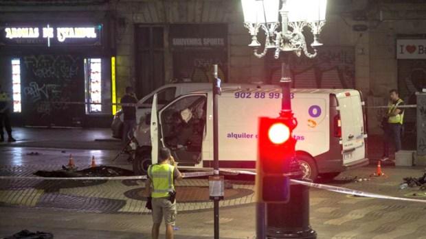 Sospechoso de atentado en Barcelona fue abatido