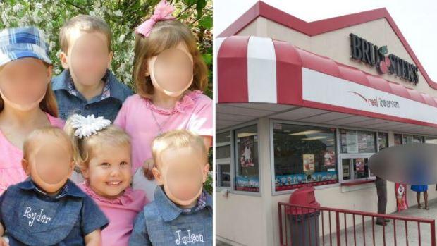 Niña de 3 años muere en heladería al caer en trampa de grasas