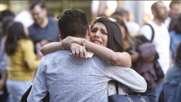 México: pánico tras potente terremoto