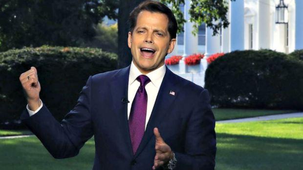 """""""Cultura del miedo"""", Scaramucci denuncia quién infunde temor en la Casa Blanca"""