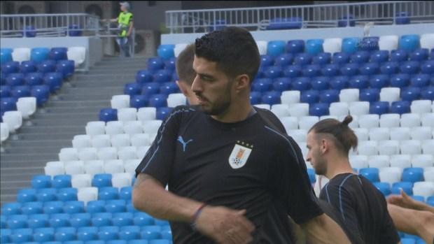 [World Cup 2018 PUBLISHED] Diego Forlán, tranquilo de cara al duelo Uruguay ante Rusia