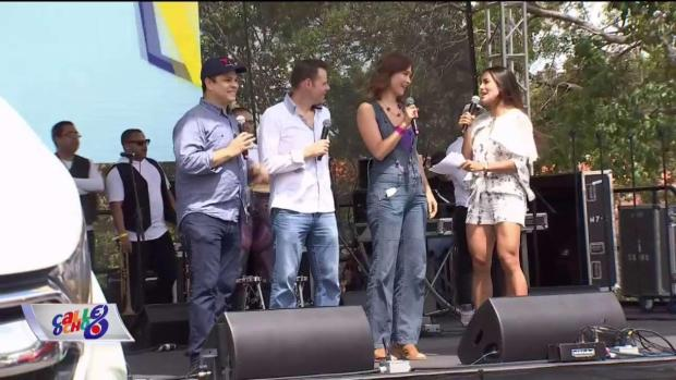 [TLMD - MIA] Talentos de Telemundo compartieron con asistentes a Carnaval Calle 8