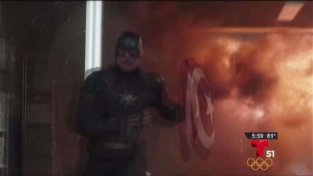 [TLMD - MIA] Taquillazo de Capitán América