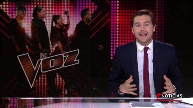 """Telemundo estrena competencia musical """"La Voz"""""""