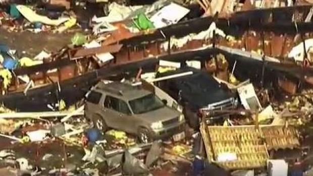 [TLMD - LV] Tornados mortales azotan Oklahoma