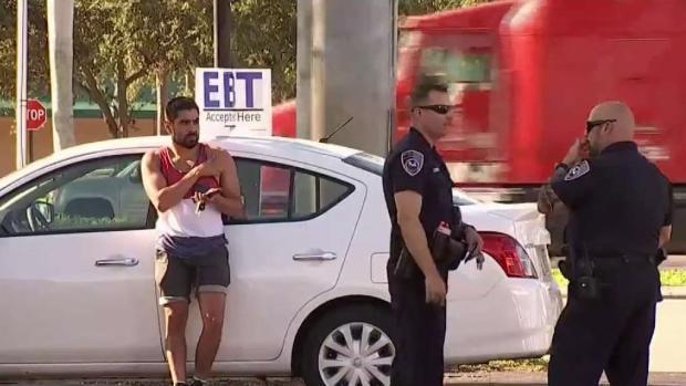 [TLMD - MIA] Turista frustra intento de robo en Hallandale