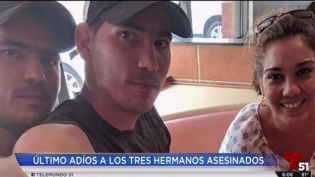[TLMD - MIA] Último adiós a hermanos cubanos asesinados en Florida