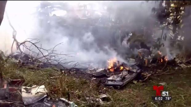 [TLMD - MIA] Veinte religiosos mueren en avión estrellado en Cuba
