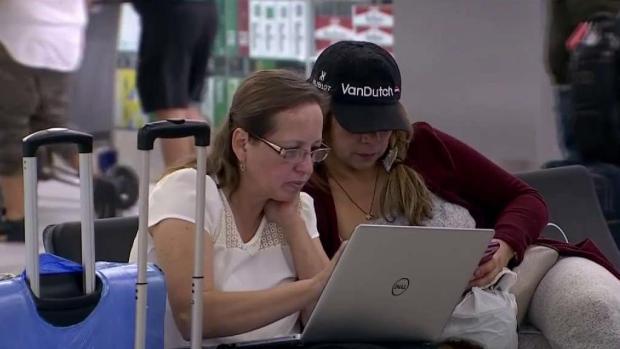 [TLMD - MIA] Venezolanos varados en Miami por suspensión de vuelos
