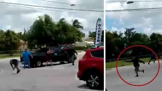 [TLMD - MIA] Impresionante video del asesinato de influencer dominicano en Miami