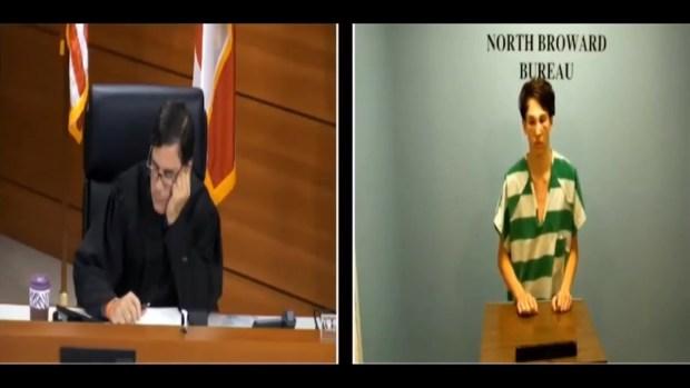 Jacob Springer comparece en la corte de fianzas