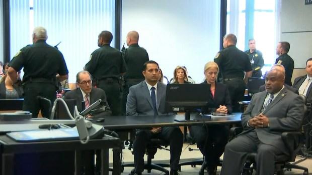 Ex policía de Palm Beach declarado culpable de homicidio involuntario