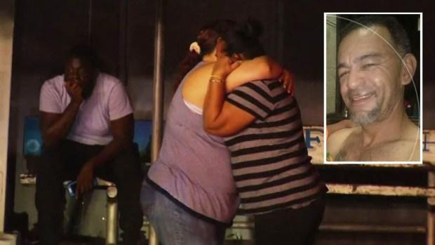 Lloran a hispano asesinado frente a hija en almacén de Opa-Locka