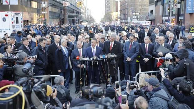 ¿Quién es el detenido por el atentado fallido en Nueva York?