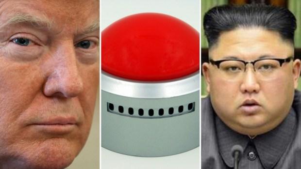 Kim Jong-un, Trump y el botón nuclear: ¿al borde de la guerra?