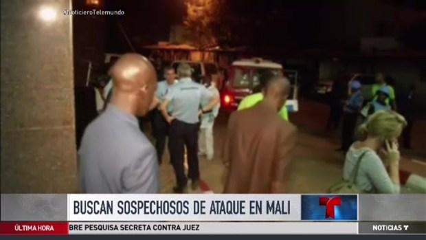 [TLMD - NATL] Buscan a sospechosos de atentado en Mali