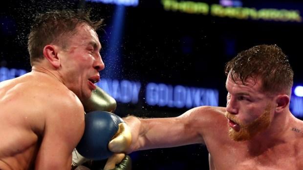 ''Canelo'' y Golovkin: vibrante pelea y controversial final