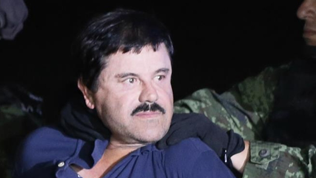 """Fotos: """"El Chapo"""" y el cine, la pista para su recaptura"""