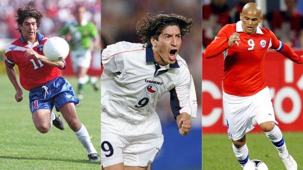 """[FIFA2017] Leyendas chilenas para una """"Roja"""" invencible"""