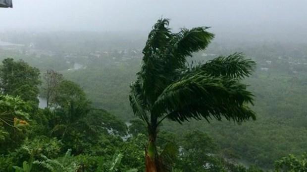 Fotos: ciclón arrasa con islas y causa destrucción
