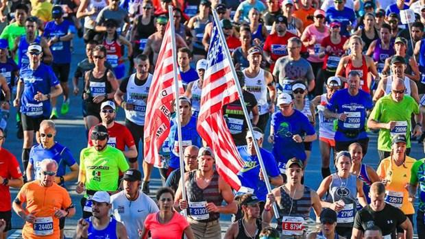 Maratón de Chicago: todo el colorido del evento del año