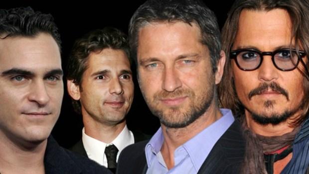 Los cuarentones más guapos de Hollywood