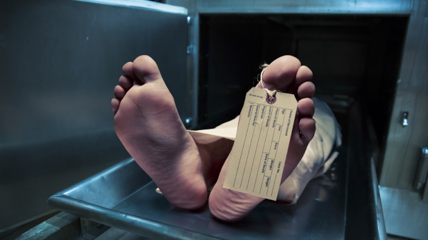 Lo que hace tu cuerpo después de muerto