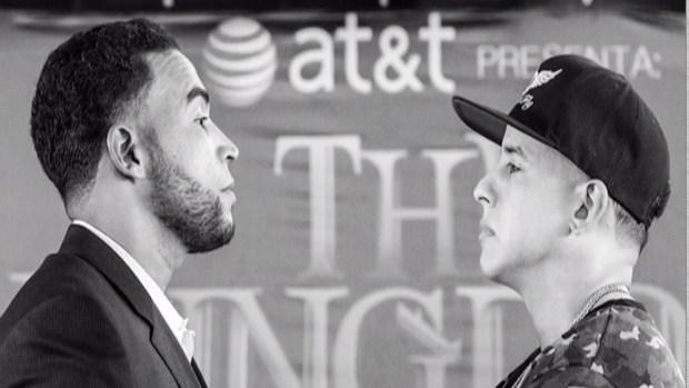 """Se viene el """"duelo"""" entre Daddy Yankee y Don Omar"""