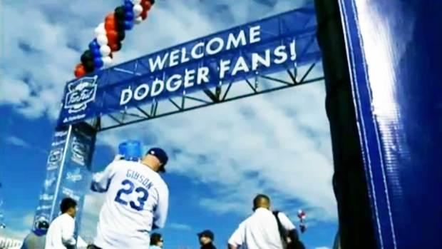 Video: Rollins le da triunfo a Dodgers sobre Padres