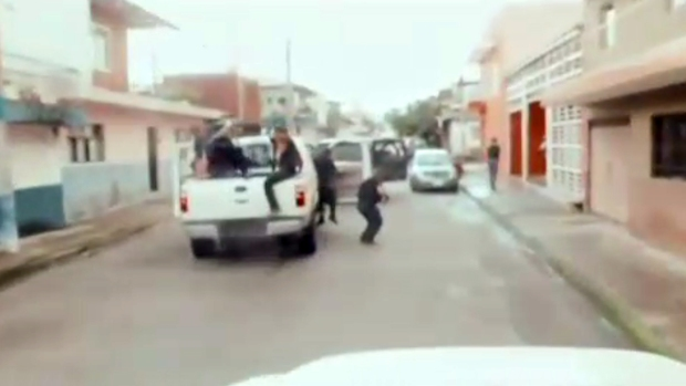 Documental sobre autodefensas aspira a un Oscar