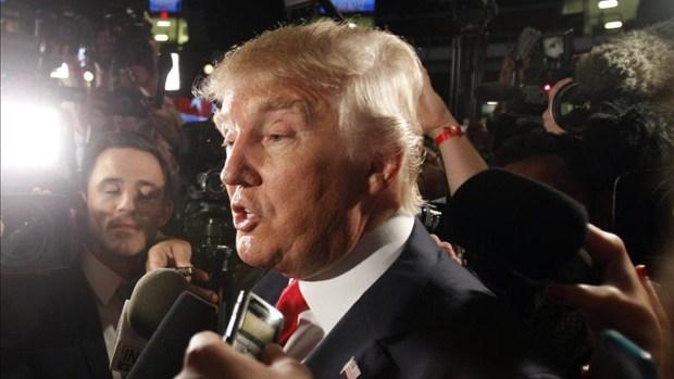 Video: Trump promete no postular como independiente